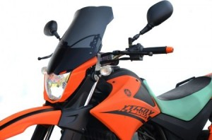 Szyba motocyklowa YAMAHA XT 660 X