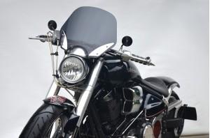 Szyba motocyklowa YAMAHA XV 1700 Road Star Warrior Model II