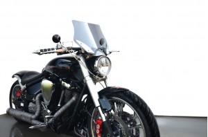 Szyba motocyklowa YAMAHA XV 1700 Road Star Warrior Model III