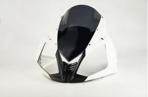 Szyba motocyklowa DERBI GPR 50