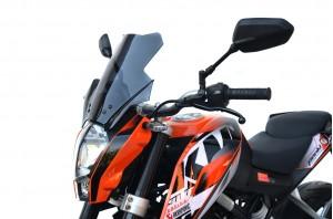 Szyba motocyklowa KTM 200 Duke Turystyk