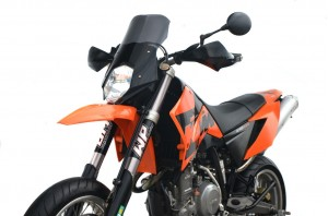 Szyba motocyklowa KTM 640 Supermoto
