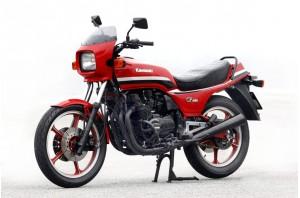 Szyba motocyklowa KAWASAKI GPZ 550