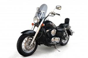 Szyba motocyklowa uniwersalna Chopper MINI-R