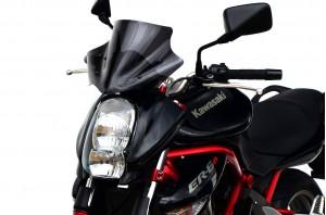Szyba motocyklowa KAWASAKI ER 6N Model II