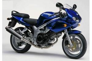 Szyba motocyklowa SUZUKI SV 650 S Standard