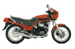 Szyba motocyklowa HONDA CX 650 E