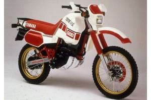 Szyba motocyklowa YAMAHA XTZ 600 Tenere