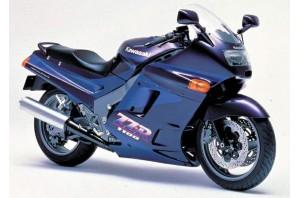 Szyba motocyklowa KAWASAKI ZZ-R 1100 Standard