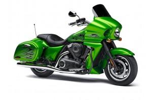 Szyba motocyklowa KAWASAKI VN 1700 Vulcan Vaquero