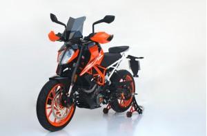 Szyba motocyklowa KTM 390 Duke