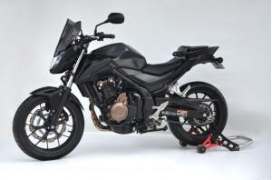 Szyba motocyklowa HONDA CB 500 F
