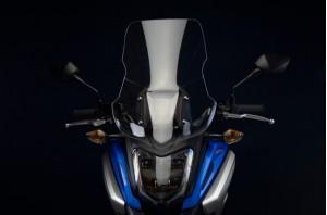 Szyba motocyklowa turystyczna HONDA NC 750 X