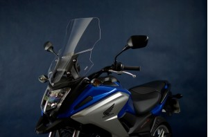 Szyba motocyklowa HONDA NC 750 X