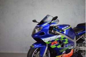 Szyba motocyklowa SUZUKI GSX-R 1000 Racing