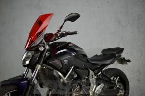 Szyba motocyklowa YAMAHA MT-07