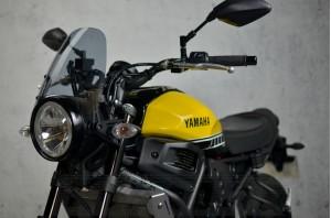 Szyba motocyklowa YAMAHA XSR 700