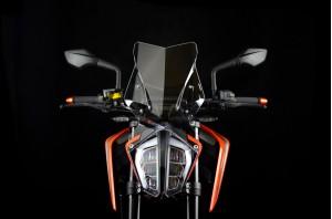 Szyba motocyklowa KTM 890 Duke