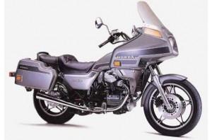 Szyba motocyklowa turystyczna do HONDA GL 650 Silver Wing Interstate