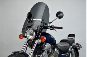 Szyba motocyklowa uniwersalna Chopper MINI-B