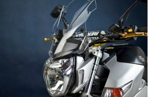 Szyba motocyklowa SUZUKI GSR 600