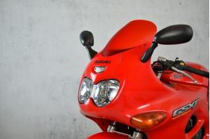 Szyba motocyklowa SUZUKI GSX-F 750 Standard