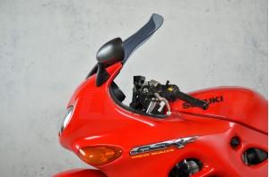 Szyba motocyklowa SUZUKI GSX-F 750 Turystyk