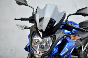 Szyba motocyklowa KAWASAKI Z 125