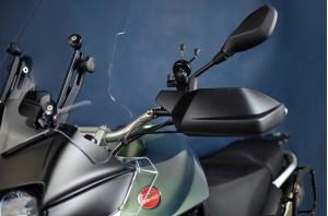 Szyba motocyklowa turystyczna Moto Guzzi Stelvio 1200 NTX