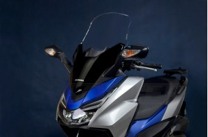 Szyba motocyklowa turystyczna Honda Forza 350