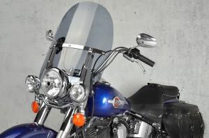 Szyba motocyklowa HARLEY DAVIDSON FLSTC Heritage  Softail Classic